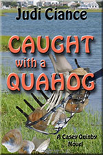 Caught with a Quahog